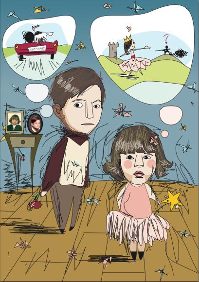Ilustración María Romero