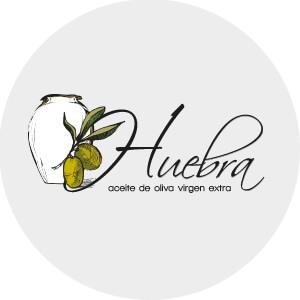 Logotipo Aceite La Huebra