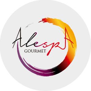 Logotipo Alespa Gourmet