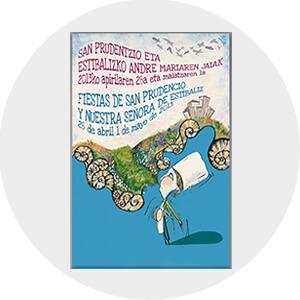 Ilustración Cartel San Prudencio