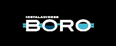 logotipo instalaciones boro