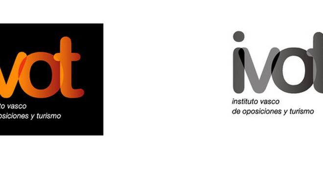 Logotipo Ivot