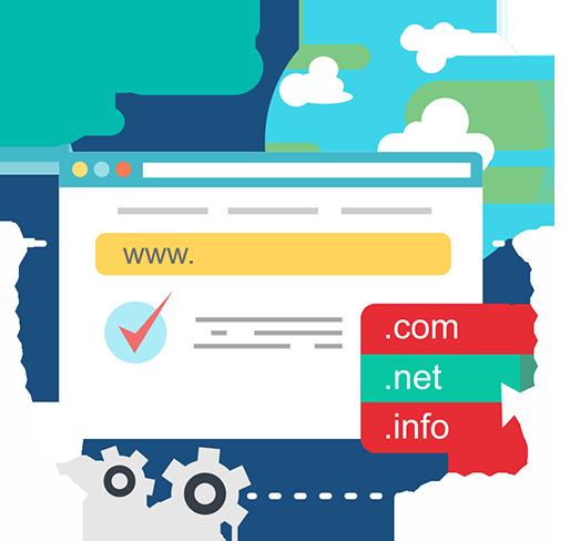 Gestión dominio y alojamiento web