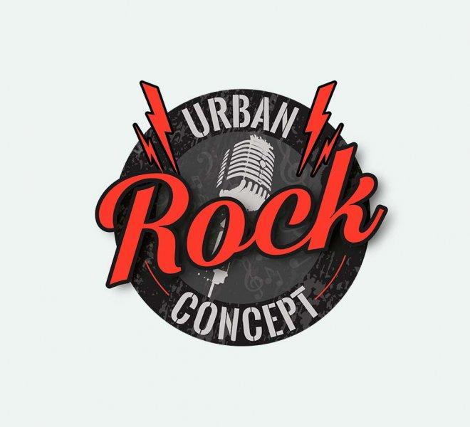 Logotipo Urban Rock Concept