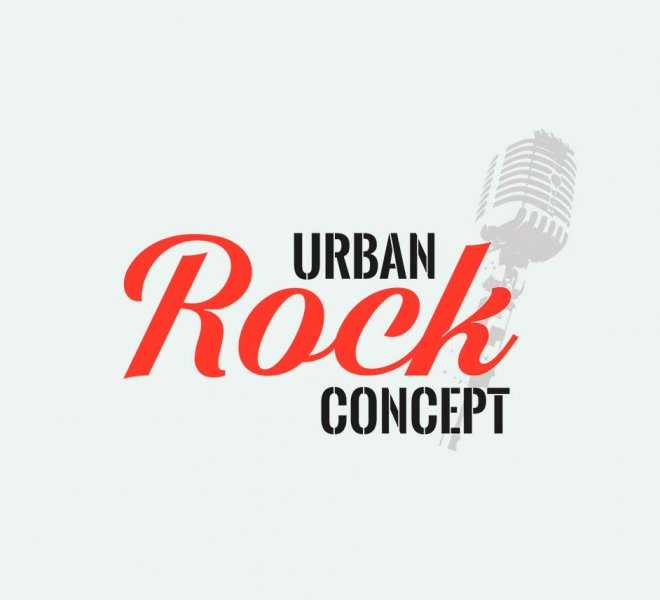Logotipo Urban Rock Concept