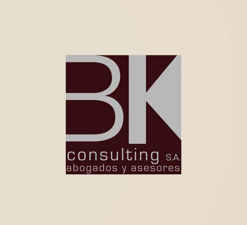 Diseño y desarrollo de imagen corporativa para BK Consulting
