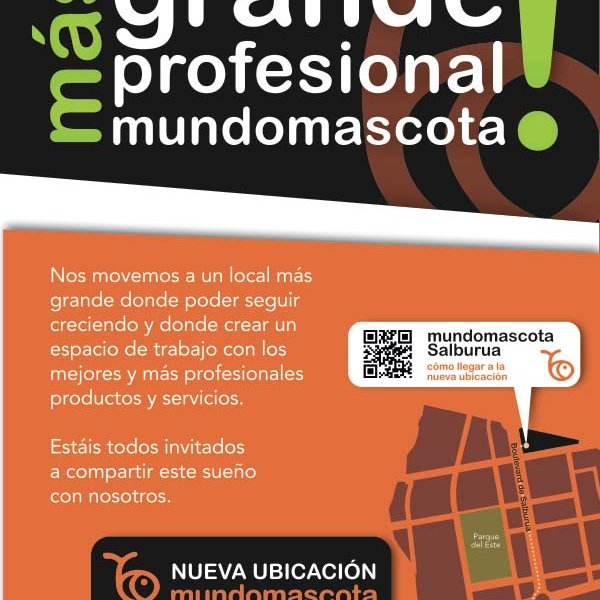 Flyer Mundomascota