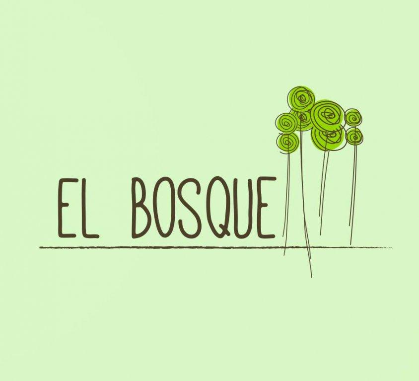 Logotipo El Bosque