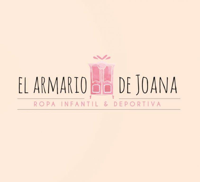 Diseño de logotipo para El Armario de Joana