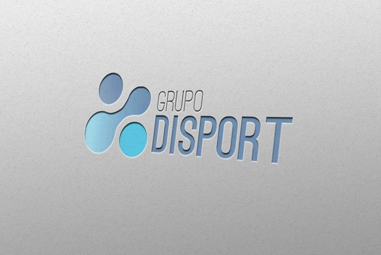 Rediseño de Logotipo para Grupo Disport