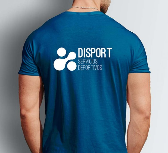Logotipo Grupo Disport