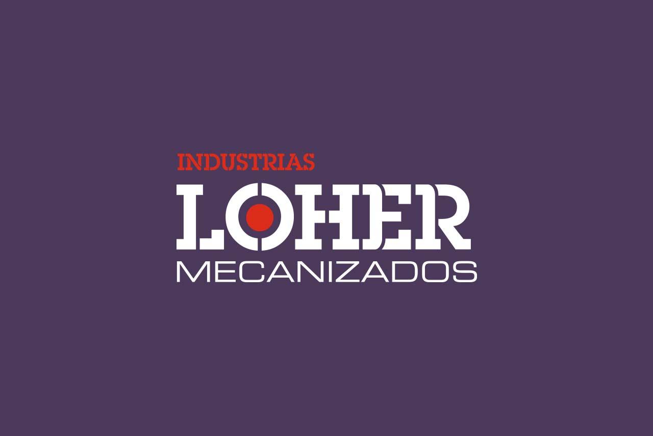 Rediseño de logotipo para Industrias Loher