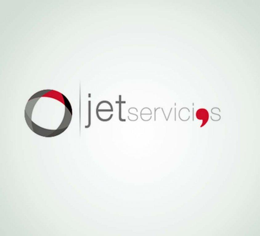 Diseño de logotipo Jet Servicios