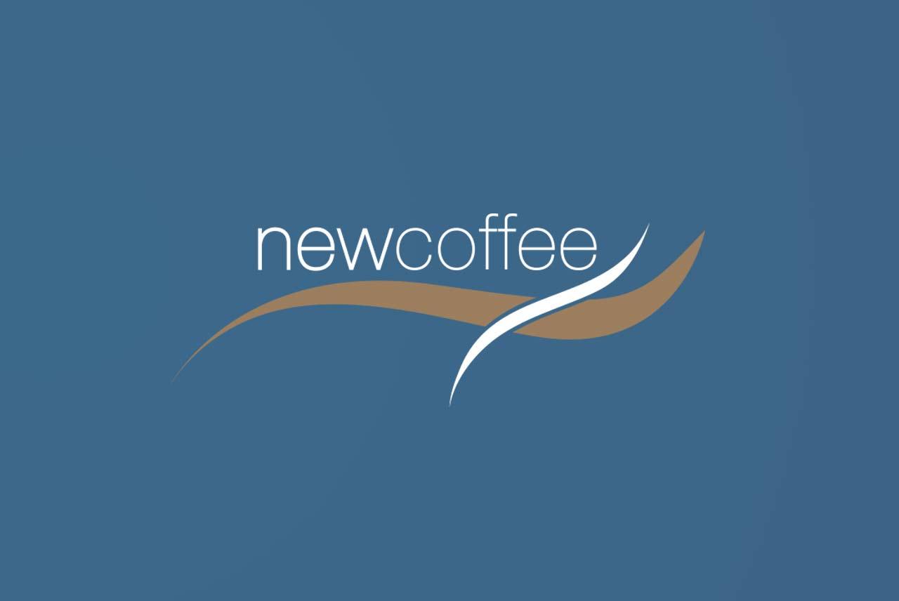 Diseño de logotipo Newcoffee