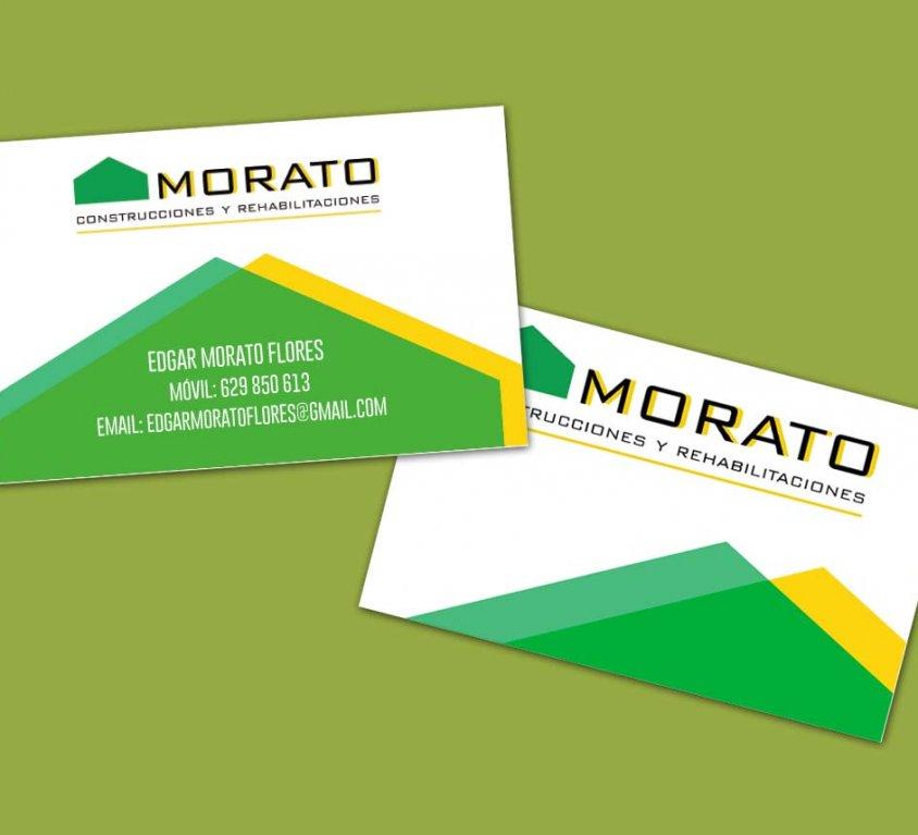 Tarjeta de visita Morato