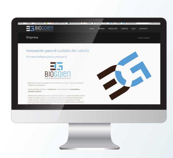 web Biogoien