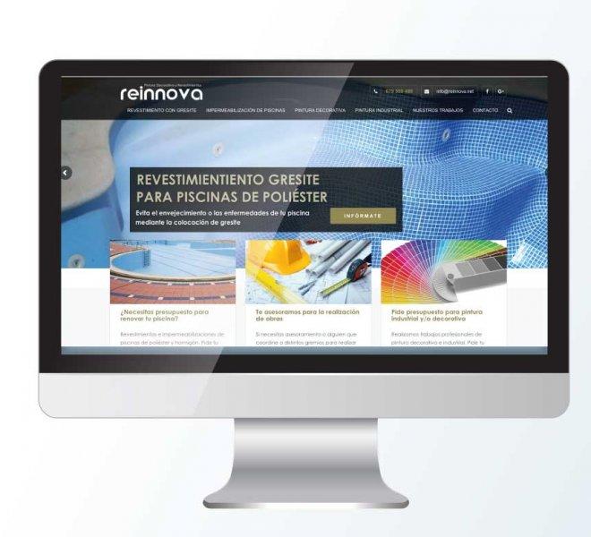 pagina web reinnova