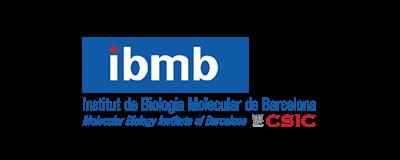 Logotipo Institut Biologia Molecular de Barcelona