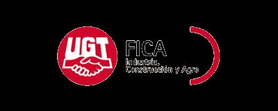 Logotipo UGT FICA