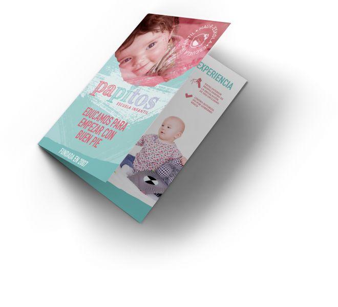 Bifold Brochure Mockup2 - Free