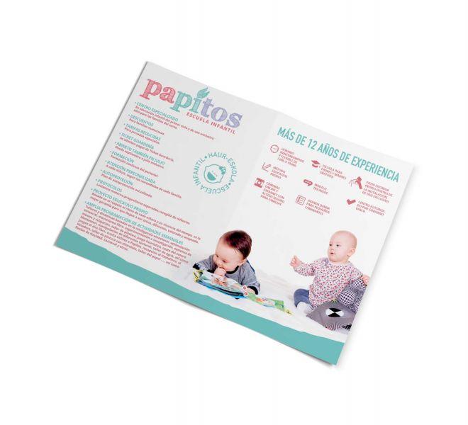 Bifold Brochure Mockup4 - Free