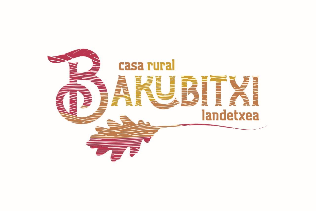 Identidad corporativa casa rural Bakubitxi