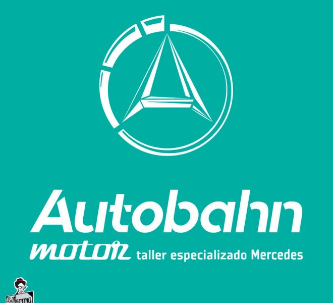 diseño-logotipo-blanco-sobre-fondo-verde-autobahn-vitoria-gasteiz