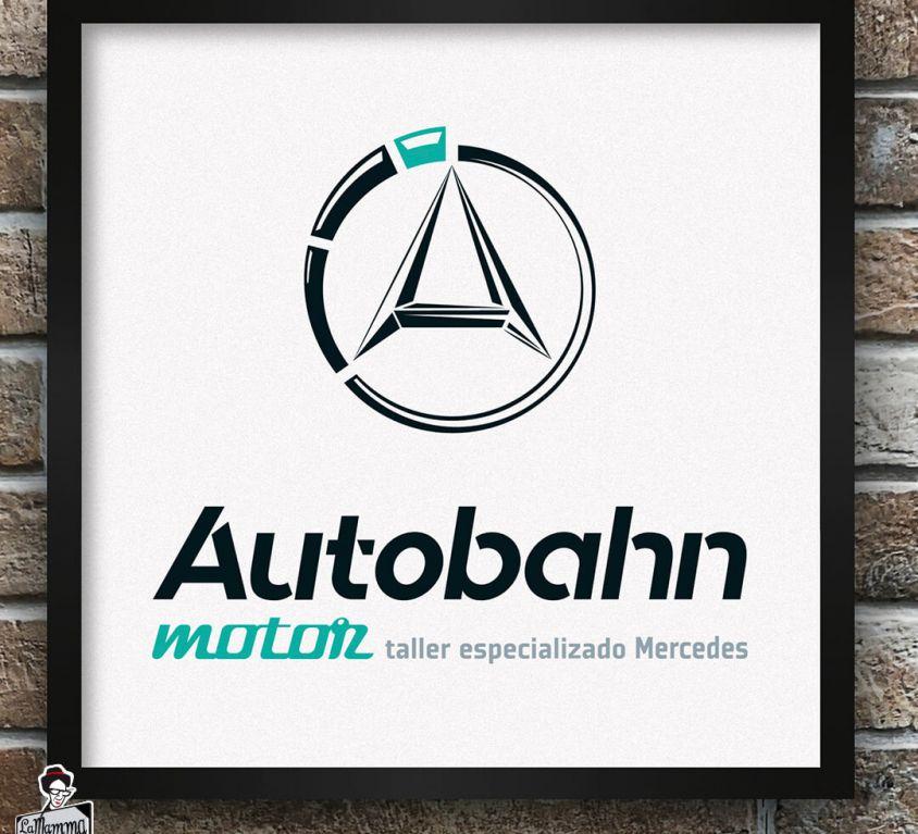 Diseño imagen corporativa Autobahn
