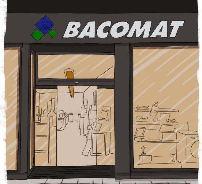 ilustracion-fachada-electrodomesticos-bacomat-vitoria-gasteiz