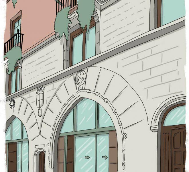 ilustracion-fachada-fundacion-vital-vitoria-gasteiz