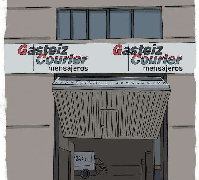 ilustracion-fachada-gasteiz-courier-vitoria-gasteiz