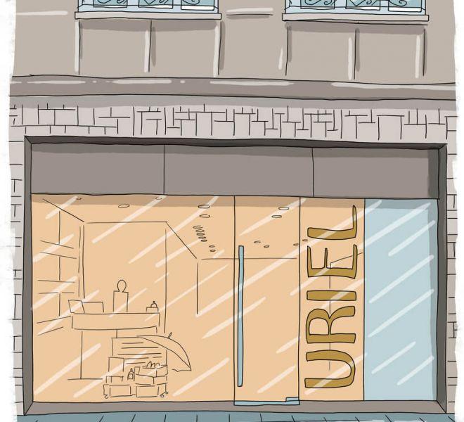 ilustracion-fachada-uriel-vitoria-gasteiz